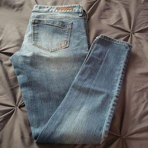 Express Jeans 8 8R Stella Low Rise Legging